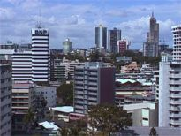 Panama's Banking District